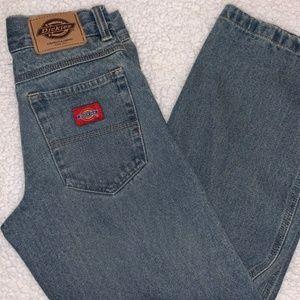 Dickies Boys Jeans Sz 10 - Rugged / Great Shape!